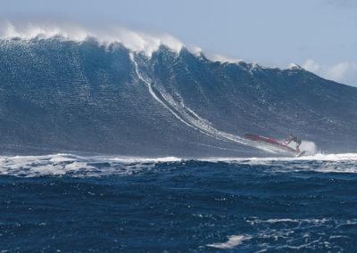 '11 Naish Photoshoot Wave, March 2010